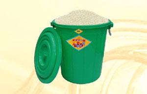 Thùng nhựa tròn 60 lít Vĩ Hưng (Ảnh 1)