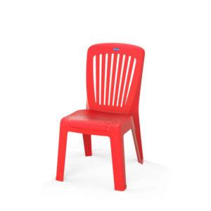 Ghế dựa nhỏ 7 sọc nhựa Đàm Khoa (Ảnh 1)