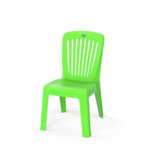Ghế dựa nhỏ 7 sọc nhựa Đàm Khoa (Ảnh 2)